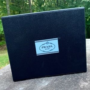 Prada Medium Box - Empty